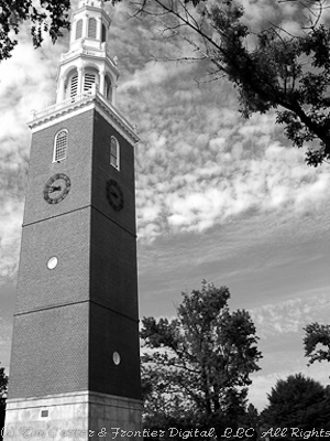 andover the hill philips academy clock tower photo